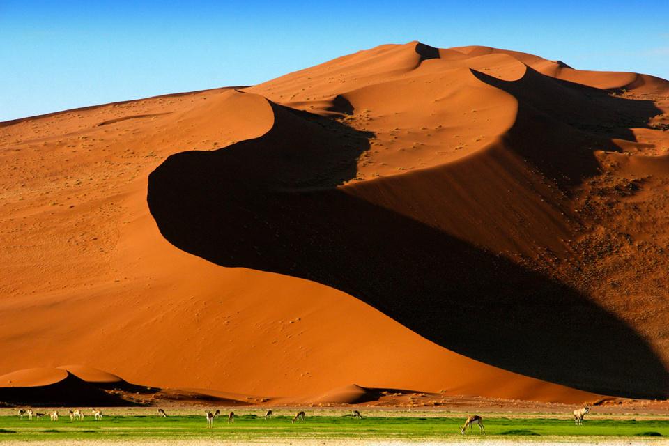 Höhepunkte Namibias