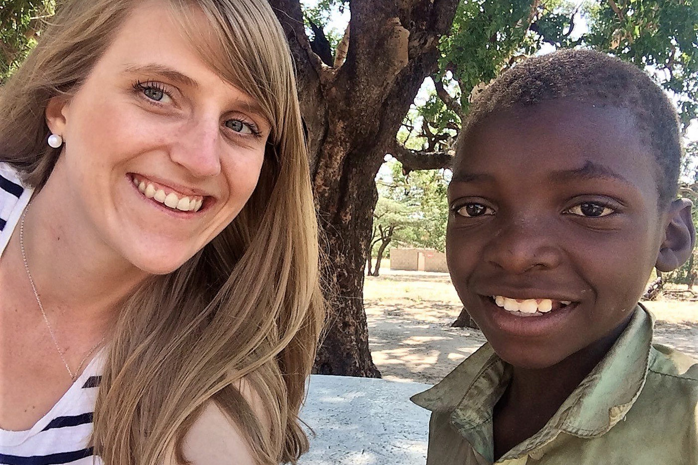 Spannende Begegnungen in Namibia