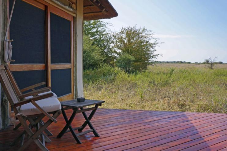 Kalahari Nxai Pan Camp