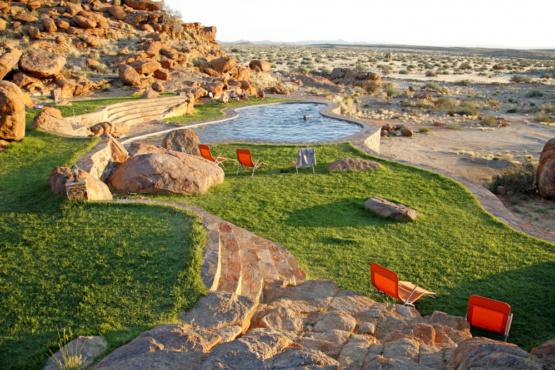 Gondwana Canyon Lodge