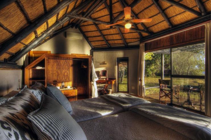 Chobe Savanna Lodge: Zimmerbeispiel