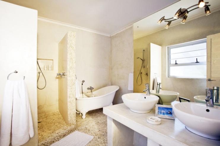 Badezimmer im Swakopmund Guesthouse
