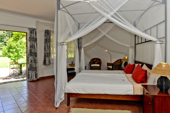 Waterberg Wilderness Lodge, Zimmerbeispiel