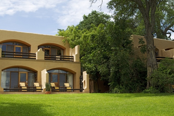 Chobe Game Lodge: Zimmer
