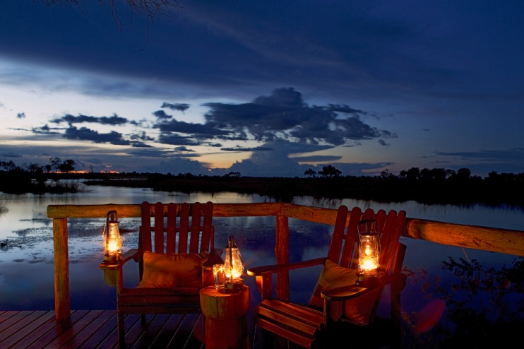 Kwando Lagoon