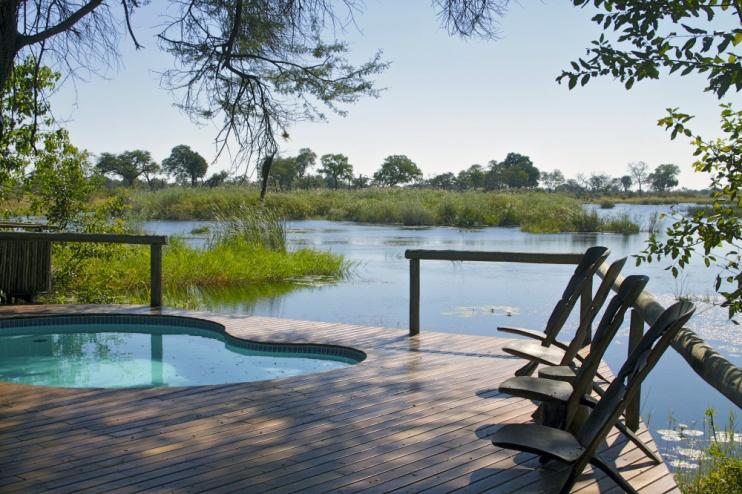 Kwando Lagoon Camp, Chobe-Nationalpar, Botswana