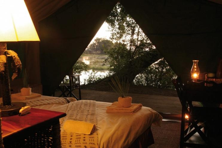 Pom Pom Camp, Okavango-Delta, Botswana