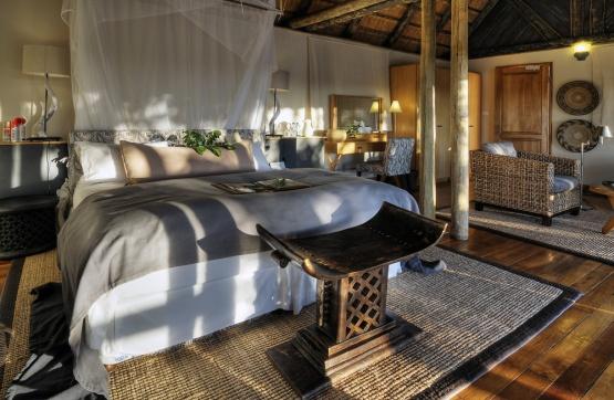 Savute Safari Lodge: Zimmer