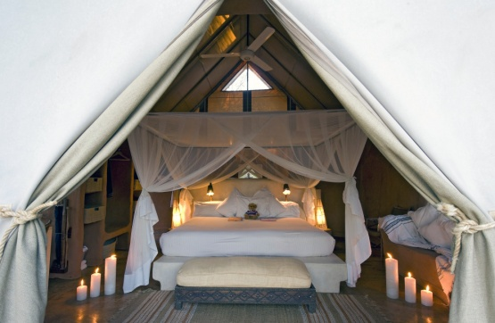 Garonga Safari Camp, Zimmerbeispiel, Makalali Game Reserve