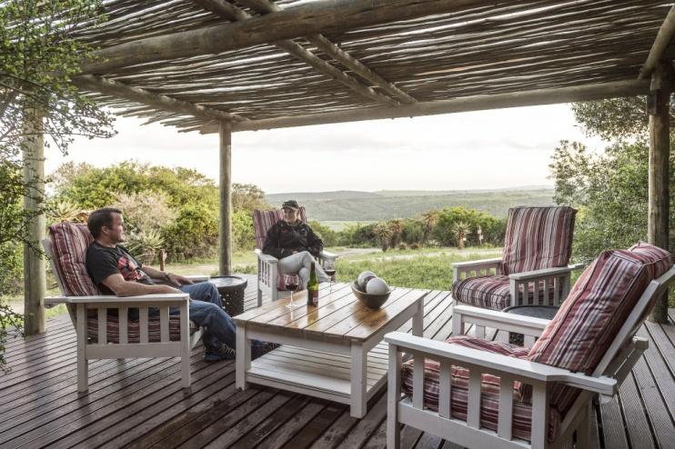 Die Kariega Ukhozi Lodge