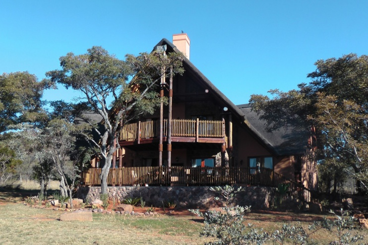 Kololo Game Reserve Unterkunft