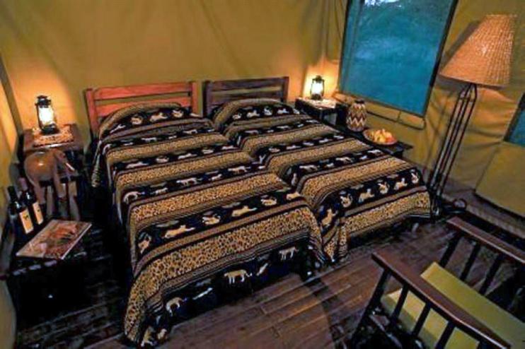 Lower Sabie Rest Camp, Wohnbeispiel