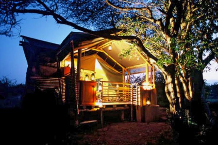 Lower Sabie Rest Camp im Krüger NP