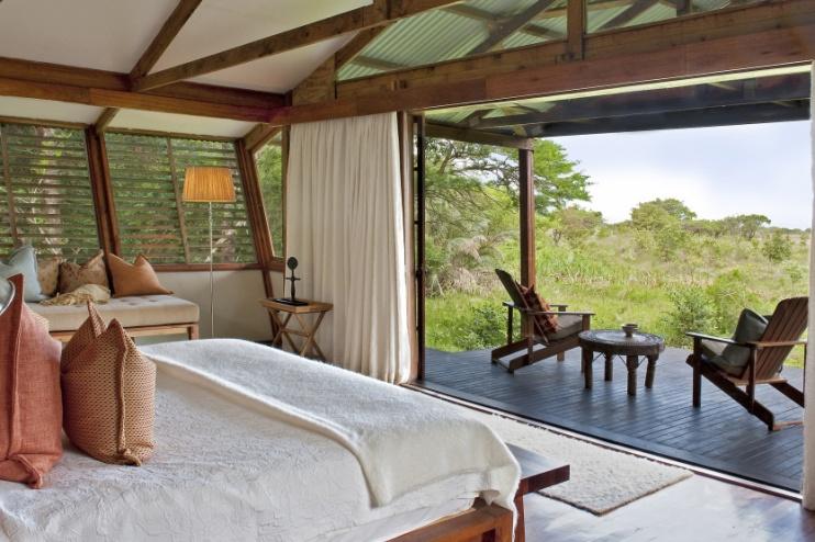 Makakatana Bay Lodge, Zimmerbeispiel, St. Lucia