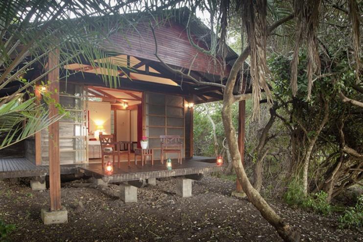 Makakatana Bay Lodge, St. Lucia