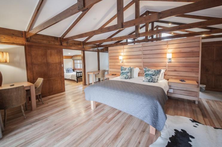 Makakatana Bay Lodge, Zimmerbeispiel Familienzimmer