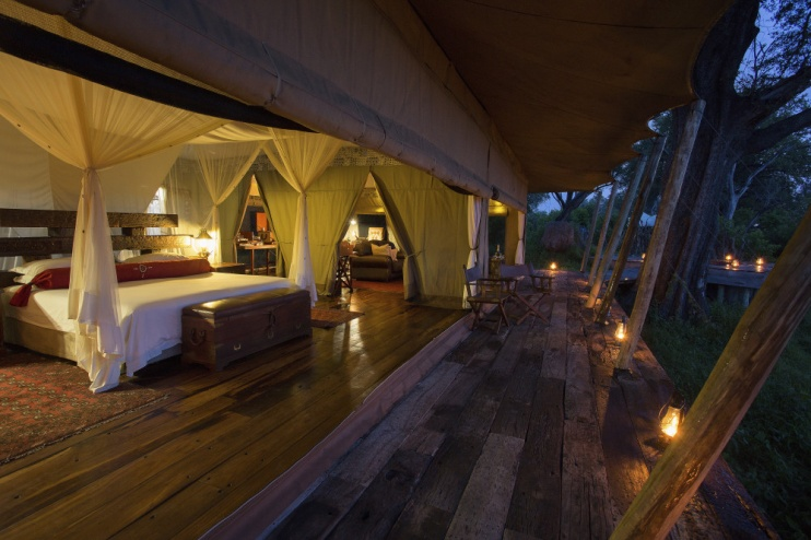 Zarafa Camp & The Dhow Suites