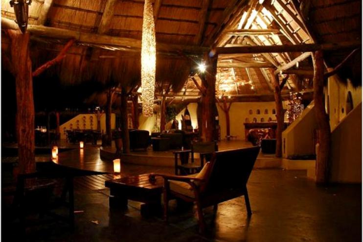 Camp Kwando Lounge
