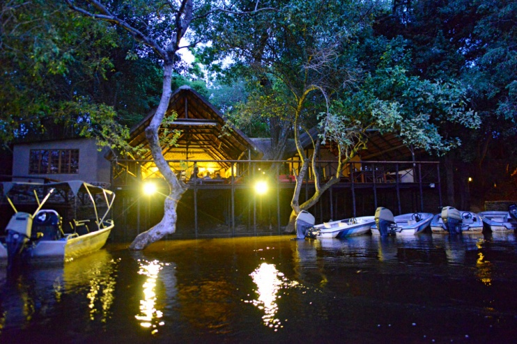Ichingo Chobe River Lodge