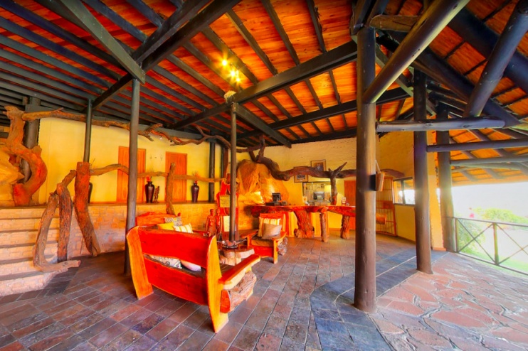 Twyfelfontein Country Lodge, Lounge