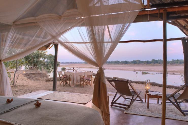 Kakuli Bush Camp: Safarizelt