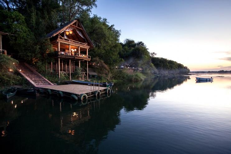 Tongabezi River Lodge