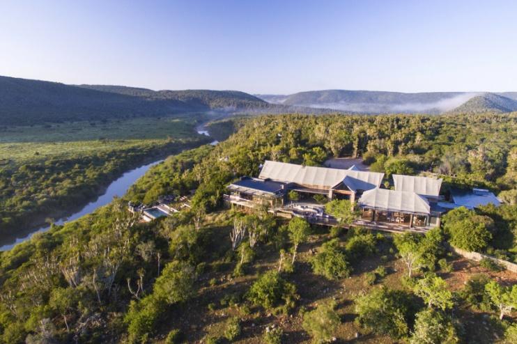 Die Kariega Settlers Drift Lodge