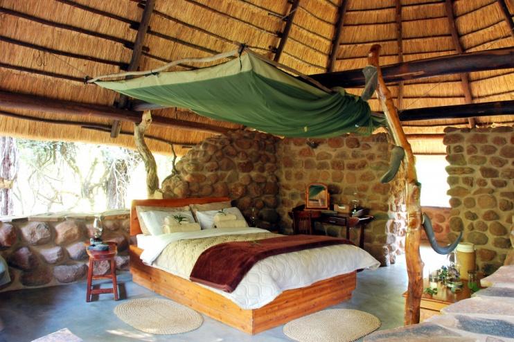 Stone Camp Swasiland, Zimmerbeispiel