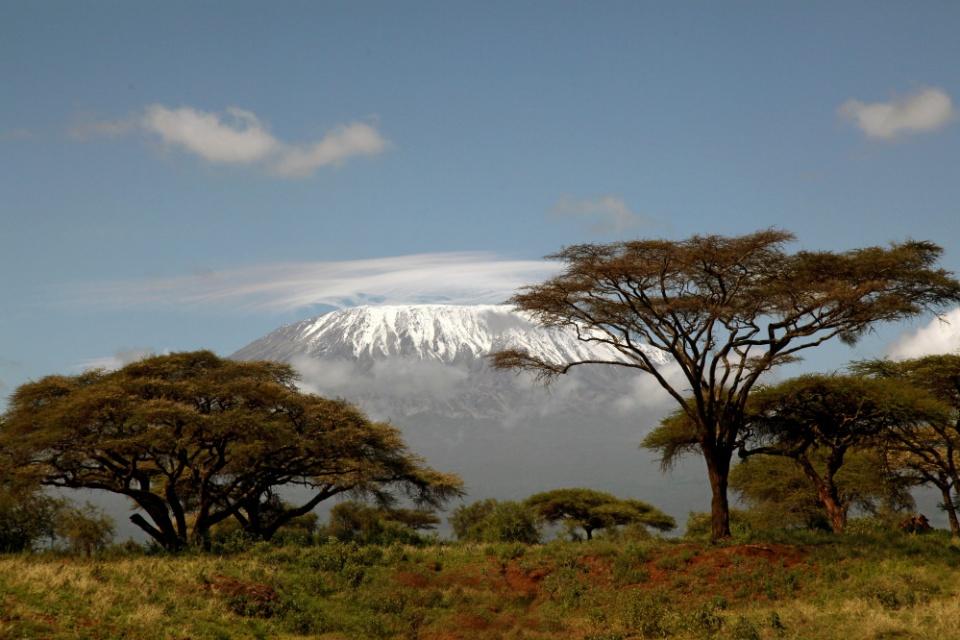Aus dem Schatten des Kilimanjaro zu den weißen Stränden Kenias