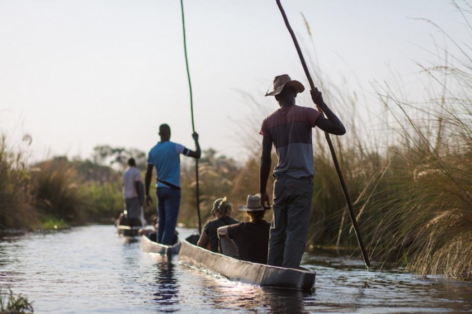 Bushways Safaris, Mokoro