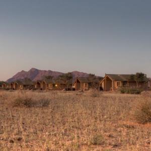 Das Desert Camp