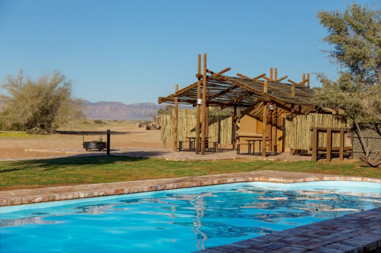 Pool des Desert Camps