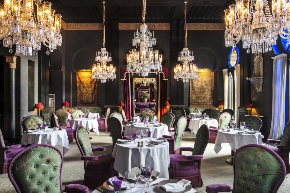 Selman Palace Hotel, Marrakesch, Restaurant
