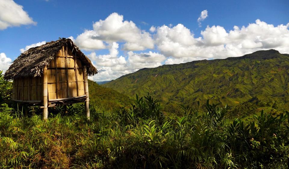 Östlich von Tana in Madagaskar