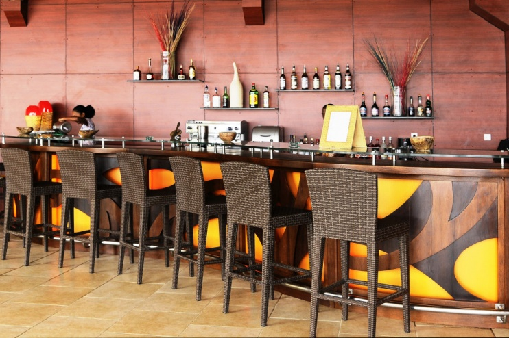 Bar des Hotels