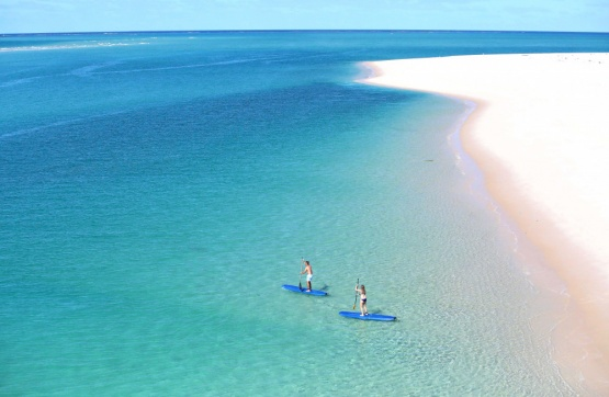 Stand-up Paddle Board, Azura Benguerra Island