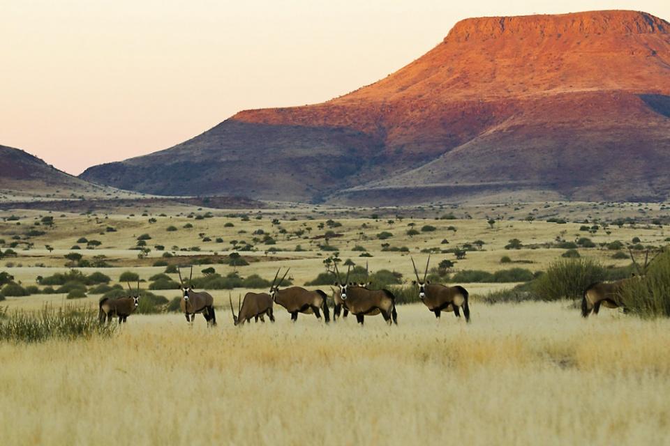 Große Namibia Rundreise