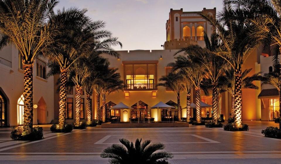 Shangri-La Al HUsan Resort & Spa, Maskat
