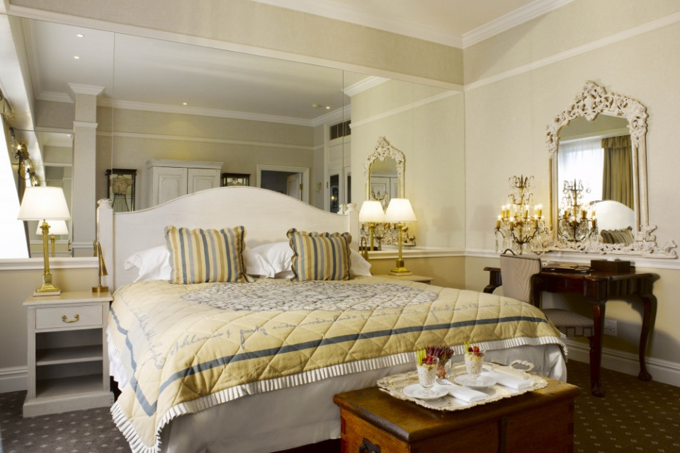 Cape Grace Hotel, Kapstadt, Penthouse Suite, Bedroom