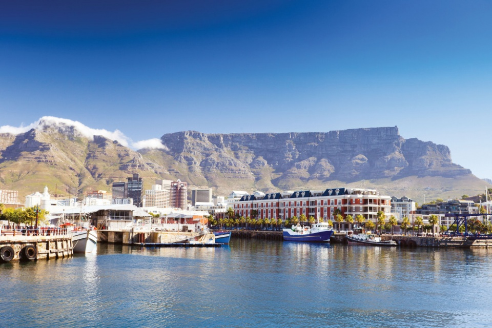 Cape Grace Hotel, Kapstadt