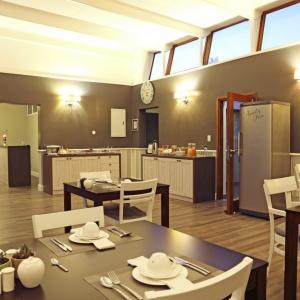 Frühstücksraum des Gästehauses