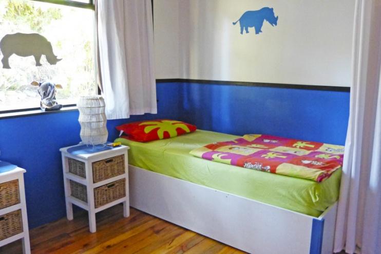 Haus Nashorn - Kinderzimmer, African Family Farm