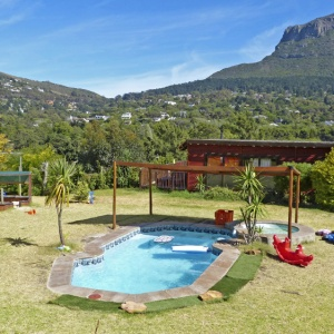 Pool, African Family Farm
