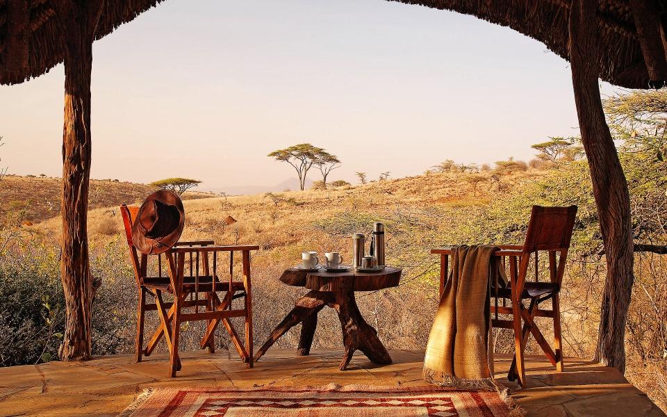Flugsafari in Tierparadiese