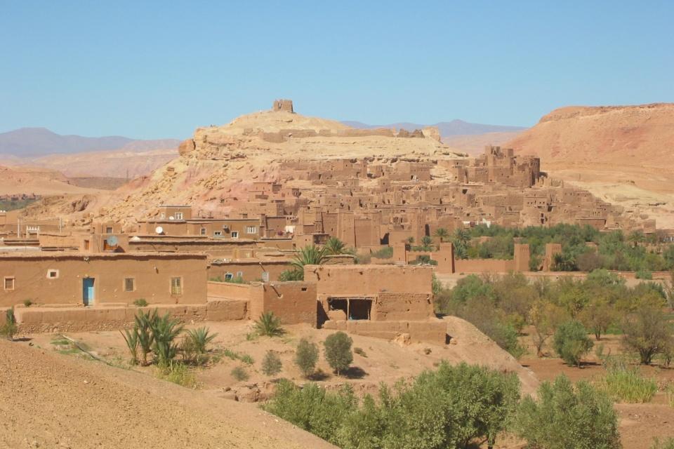 Marokko-Aït-Ben-Haddou-AME Aït Ben Haddou _IMG