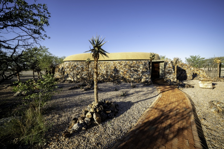 Andersson's at Ongava, Zimmer/ Suite