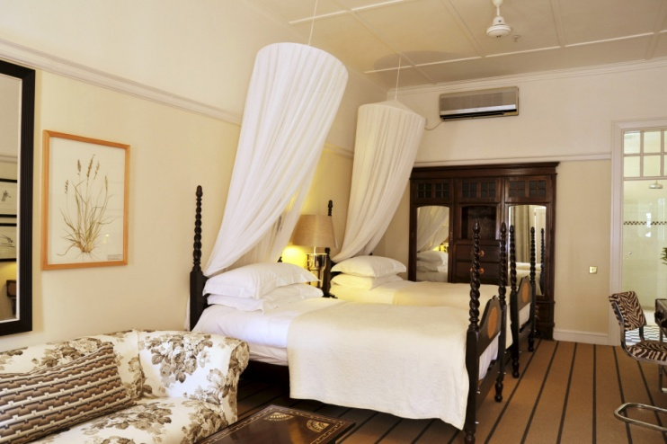 The Victoria Falls Hotel, Stablewing Deluxe Room