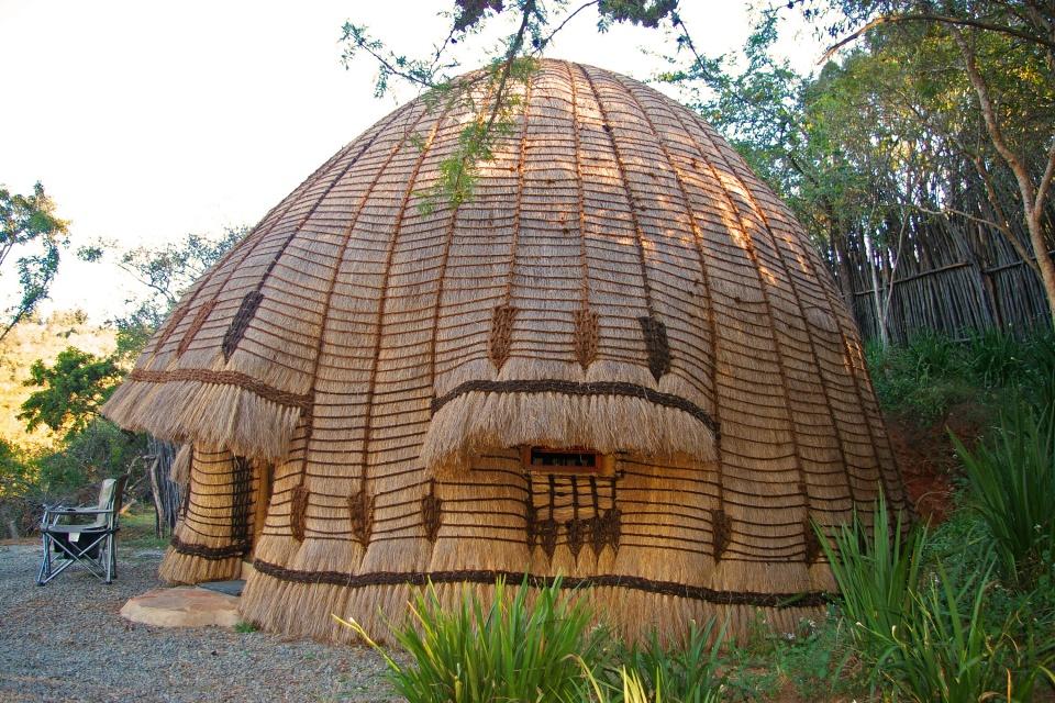 Phophonyane Falls Eco Lodge, Bienenkorb