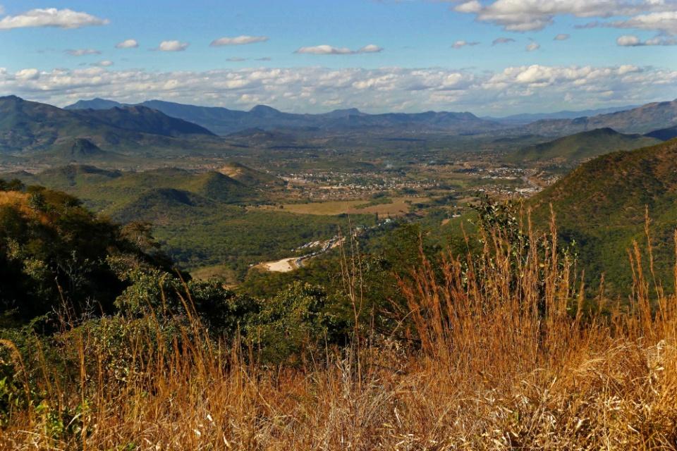 Mutare Bvumba_Mountains