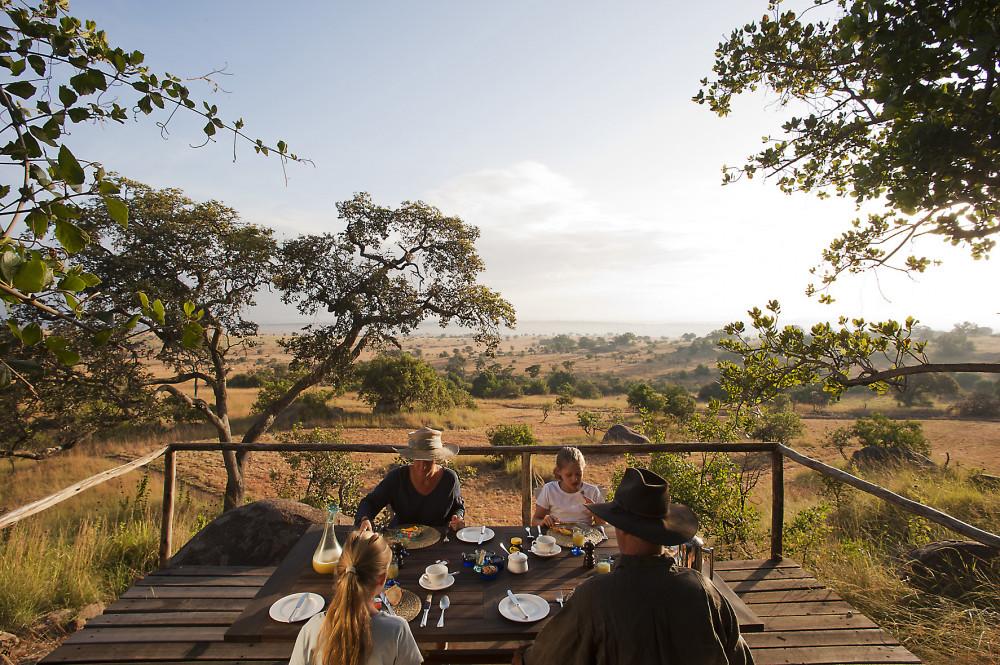 Lamai Serengeti Camp   Serengeti   Tanzania   Safari & Beach